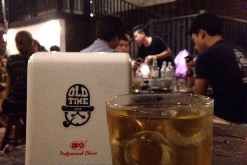 old time cafe chiang mai 1